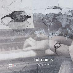"""Imagen del cartel de """"Había una casa"""". Exposición de Antonio Gómez."""