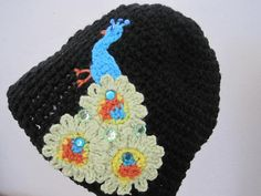 Great and cutest peacock hat kids sizes by MadewithlovebyFatima, $15.00