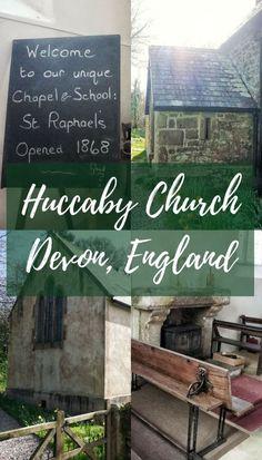 Huccaby Church, Devon, England