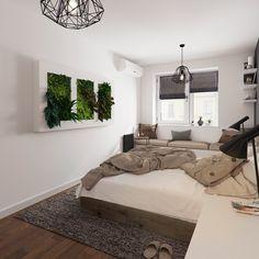 Wohnung Im Skandinavischen Stil | Stil // Fabrik // Blog | Pinterest | Skandinavisches  Schlafzimmer, Skandinavisch Und Skandinavischer Stil
