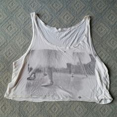 Ballet Brandy Tank -soft & light! -will iron before sending out! -don't know why, but did not come with a tag  -BUNDLE DISCOUNT IS 20% Brandy Melville Tops Tank Tops