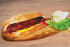 Hot Dog Buns, Hot Dogs, Restaurant, Bread, Ethnic Recipes, Food, Diner Restaurant, Brot, Essen