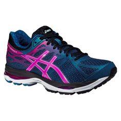 size 40 13e96 0a55b Asics - Asics - Gel Cumulus 17 Bleue Et Rose Chaussures Running T5D8N 5335  - T5D8N