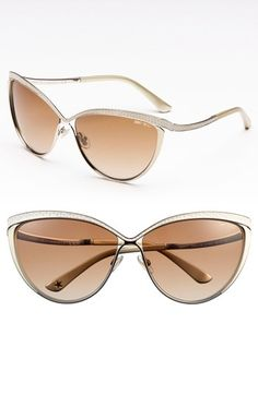 Jimmy Choo 60mm Retro Sunglasses available at #Nordstrom