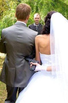 Wedding picture idea :)
