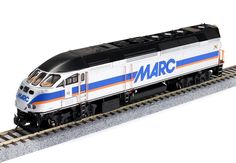 True Line Trains HO 500226 MP36PH-3C, Marc #10 (DCC and ESU LokSound Equipped) | ModelTrainStuff.com