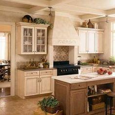 Kitchen & Bath Ideas - Lynchburg, VA, United States - Kitchen Cabinet Interior, Used Kitchen Cabinets, Kitchen Showroom, Kitchen Cabinet Remodel, Kitchen Cabinet Styles, Interior Design Kitchen, Kitchen And Bath Remodeling, Home Remodeling, Mediterranean Kitchen Cabinets