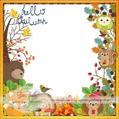 FECNIKÉK: ~~ Hello autumn!