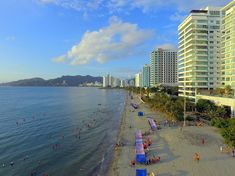 Fotografía Aérea - Playa Salguero Beach, Water, Outdoor, Fotografia, Gripe Water, Outdoors, The Beach, Beaches, Outdoor Games