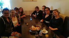 So, heute Morgen war erst mal unser gemeinsames Frühstück, im Café Petit  in Mülheim-Kärlich, angesagt. Es war sehr lecker und wir hatten wie immer viel Spaß. Euch allen noch einen schönen Sonntag.