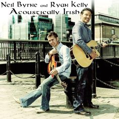 Acoustically Irish: Neil Byrne and Ryan Kelly from Celtic Thunder!