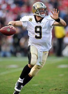 Drew Brees // New Orleans Saints