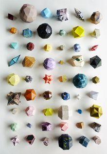 origami works by Lydia Shirreff