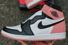 Air Jordan 1 High OG Rust Pink Releasing In December     The Air Jordan 1 High OG Rust Pink is another new colorway of the silhouette for the holiday season and the sneaker is reported to make its debut ... http://drwong.live/sneakers/air-jordan-1-high-og-rust-pink-release-info/