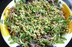 Springtime Farro recipe from Food52
