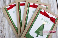 Stampin Up, Christmas, Stamp-A-Stack, Trim the Tree DSP Stack, Festlich Geschmückt, Tree Punch, Stanze Tannenbaum, Prosit, Weihnachten
