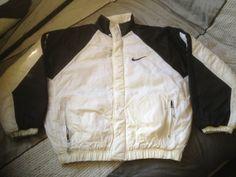 Vintage Nike Jacket size M by TheBabylonsSunniest on Etsy, $35.00