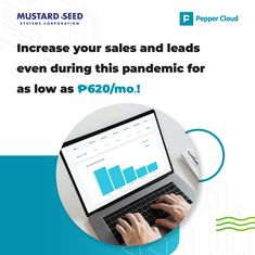 If you are still using Excel sheets to track your sales pipeline then switch to Pepper Cloud - a simple, yet powerful cloud-based CRM. For inquiries, CONTACT: Sherwin Santiago Landline: (02) 8535 7333 Loc. 352 Mobile: +63 935 574 1210 Viber: +63 935 574 1210 Email: sales@officeworks.ph #crm #crmsoftware #crmsolutions