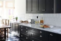 Dalby sotgrå   Tradition   Produkter   Kvänum kök Nordic Style, Kitchen Cabinets, Interior, House, Home Decor, Sunday Breakfast, Oslo, Google, Kitchen Ideas