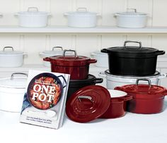 Introducing Martha Stewart's newest cookbook, One Pot —  only on mBLOG