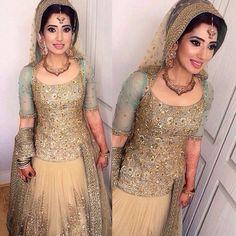 Regal BIBI LONDON bride Sana in #Sabyasachi. Make up by @ambreenmakeupartist Contact us on 07931 999 111 or email contact@bibilondon.com for info #bibildn #bibilondon #wedding #regal #royal #reception...