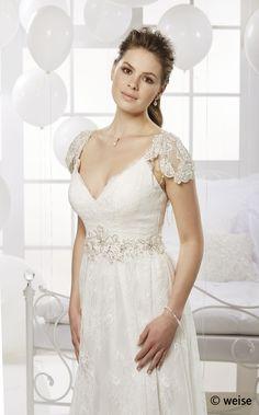 Brautkleider aus der Kollektion für 2016 von Weise - bei uns erhältlich