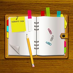 Create an Amazing Diary Vector in Photoshop