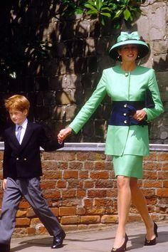 Princess Diana - Fashion and Style Icon | British Vogue