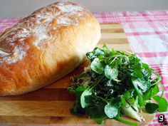 The Elder Scrolls IV: Oblivion - S'Jirra's famous potato bread with a nirnroot salad.