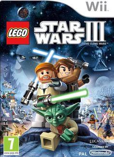 LEGO Star Wars 3: The Clone Wars - Wii