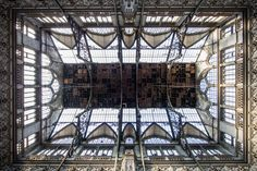 Chambre De Commerce (CDC), an abandoned stock exchange in Antwerp, Belgium. Photo by Jonk Photography.  The stock market of Antwerp opened in 1531. The first building, in late-Gothic style followed a design by Domien de Waghemakere. After a fire it...