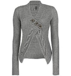 BKE Crossover Cardigan Sweater - 's | Buckle. I like! Wud give room for my basketball tummy!:)