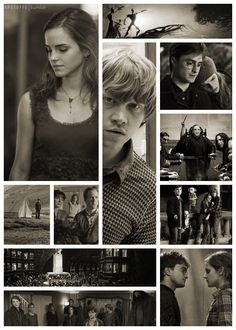 Deathly Hallows, Part 1.