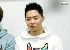 "Yes! I'm in good company!  Watch ""3 Days""!  K-POP News/Entertainment/Program/KBS World Radio"