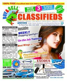 Cayo Classifieds - Issue 21