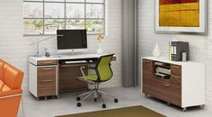 Home office and small office design requires smart solutions