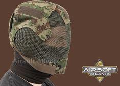 Warhead Stark Mesh Face Mask V6