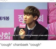 A little bit of ChanBaek here and there