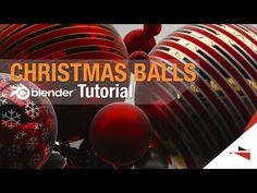 Christmas Balls Shader! - Blender Tutorial - YouTube
