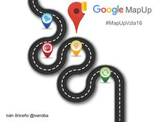 1er Google Map Up Caracas 2016