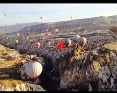 Kapadokya TÜRKİYE