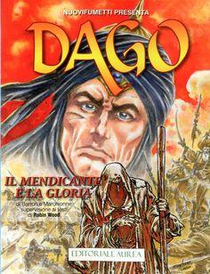 Fumetti EDITORIALE AUREA, Collana DAGO ANNEE 20