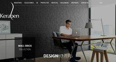 Nueva página Web Keraben. Una ventana al diseño