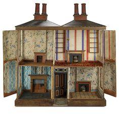 DOLHOUSE ANTIQUE COPPER WATER CA.D Town Square Miniatures