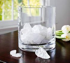 $30 (20) White Rock Vase Filler #potterybarn