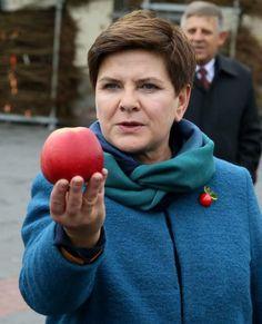 PIS conquistou maioria das cadeiras do Parlamento e poderá governar sozinho, tendo Beata Szydlo como premier (foto: EPA)