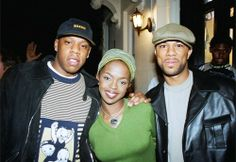 Jay-Z, Lauryn Hill & Common