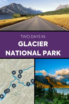 "Glacier National Park is about as cool as it gets (pardon the pun). This stone-cold stunner's 25 active glaciers feed hundreds of strikingly blue and crystal-clear lakes, cap rugged mountains, and melt into misty waterfalls. It's no wonder Native Americans called the area, ""The Backbone of the World""! Glacier National Park, with its picturesque hikes, quirky restaurants, and pristine lakes, is the perfect destination for memory making. So, get your camper ready, and head off for the…"