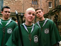 Why does Draco have to be so hot Hogwarts Mystery, Harry Potter Hogwarts, Harry Potter Movies, Harry Draco, Slytherin Pride, Ravenclaw, Draco Malfoy Aesthetic, Drago Malfoy, Hermione Granger