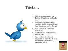 #Tricks | #Facebook | #Twitter | #LinkedIn